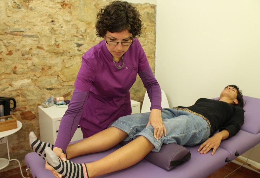terapeuta acupuntor