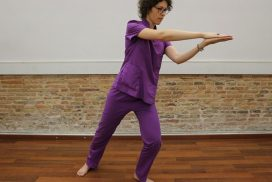 Taller chi kung para la espalda